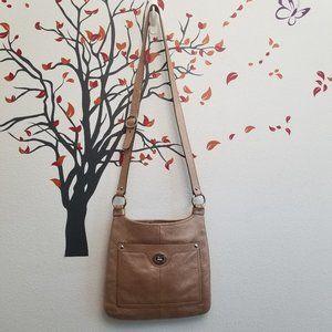 Coach Penelope Pebbled Leather Crossbody Bag
